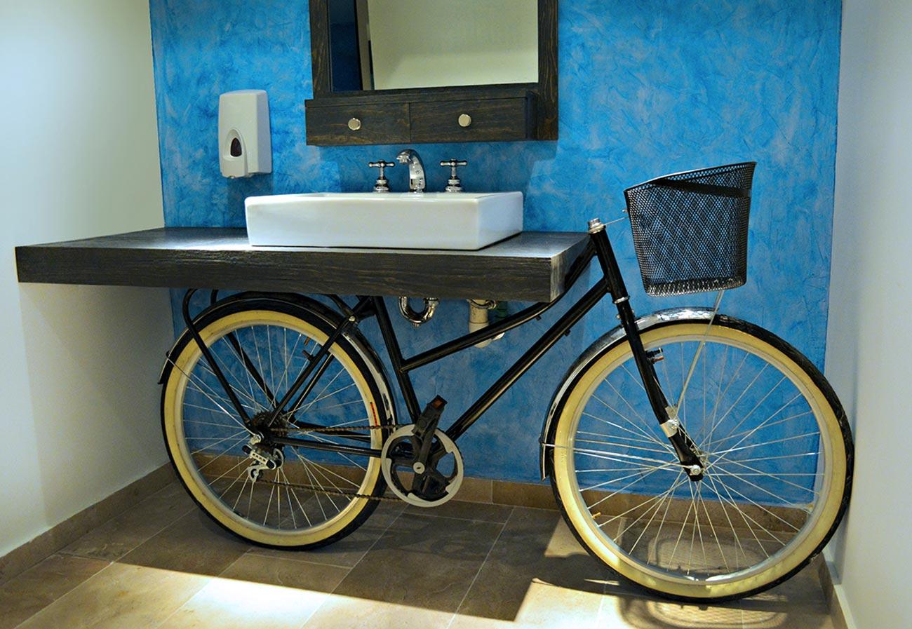 Einrichtung Badezimmer Hotel