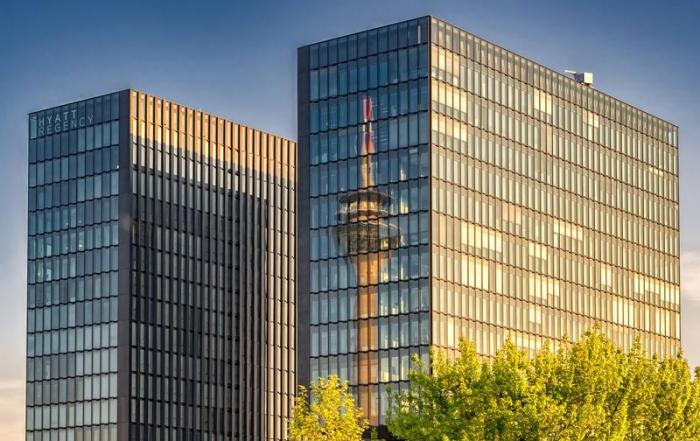 Hoteleinrichtung Deutschland Hyatt Regency Düsseldorf