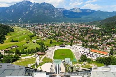 Garmisch Partenkirchen Hoteleinrichtungen