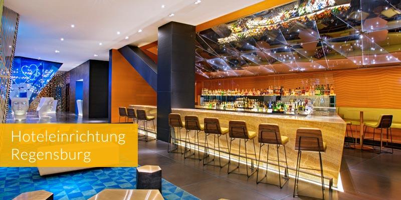 Hoteleinrichtung Regensburg