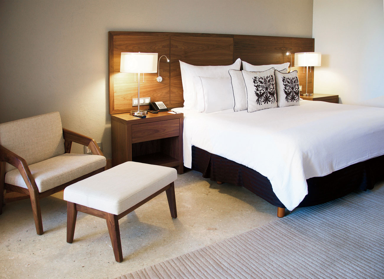 Möbel Hotelzimmer