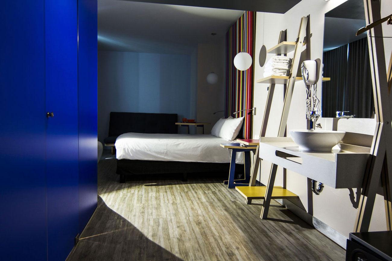 Hotelzimmer Ausstattung Möbel